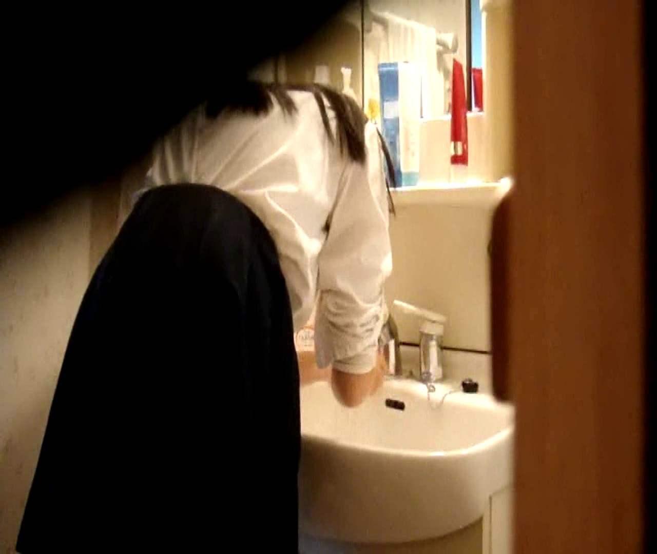 セックスアダルト動画 vol.5 まどかが帰宅後の洗顔後にブラを洗ってます。 怪盗ジョーカー