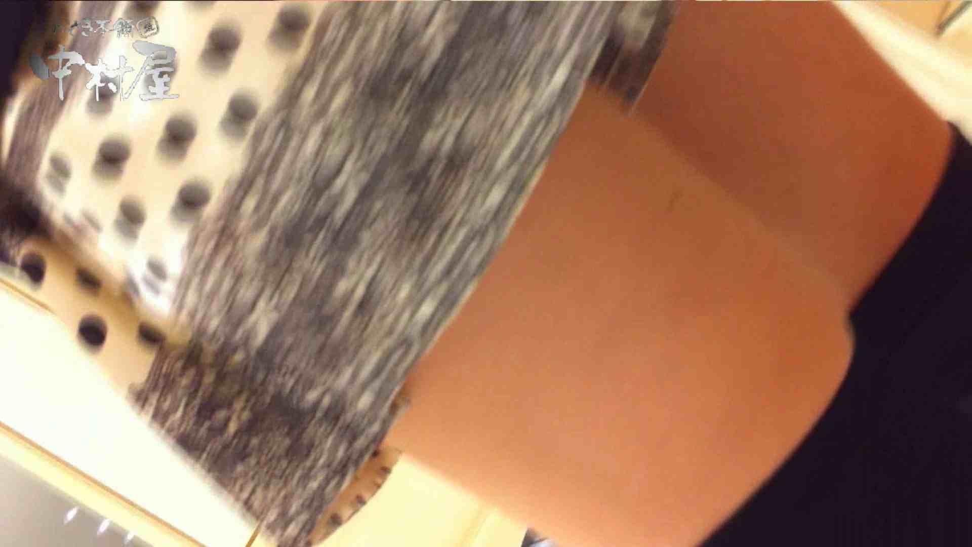 セックスアダルト動画|vol.66 美人アパレル胸チラ&パンチラ 店員さんのパンツはストライプ|のぞき本舗 中村屋