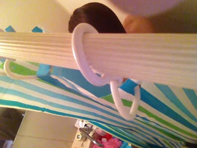 11(11日目)上からシャワー中の彼女を覗き見 覗き | シャワー  53PIX 49