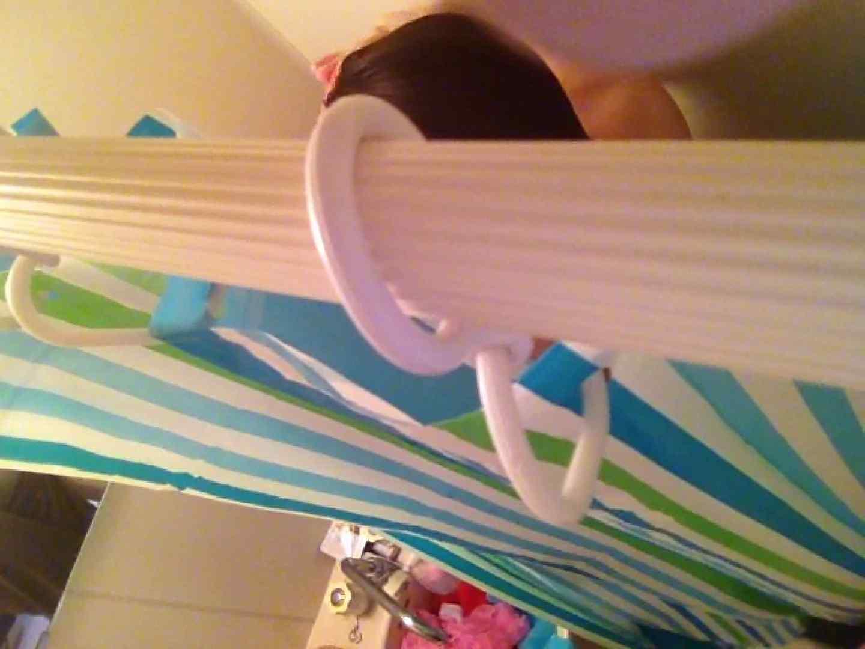 11(11日目)上からシャワー中の彼女を覗き見 覗き  53PIX 50