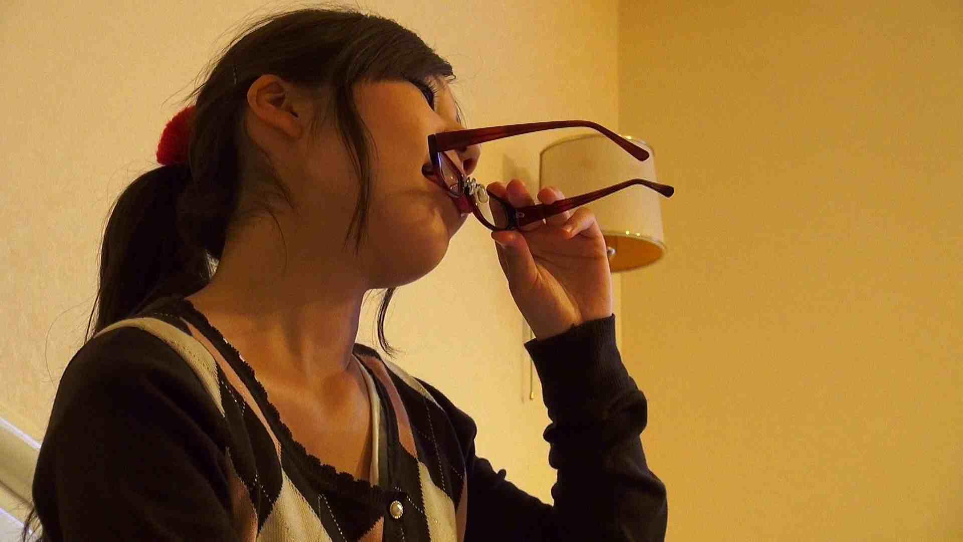 vol.10 メガネを舐めてもらってます。 OLヌード天国  77PIX 62