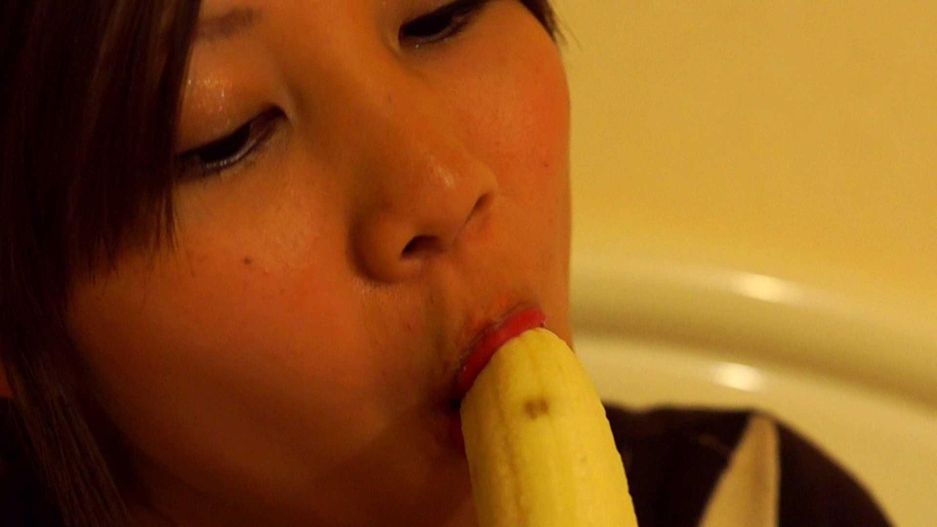 vol.13 瑞希ちゃんにバナナを舐めてもらいました。 OLヌード天国  81PIX 70