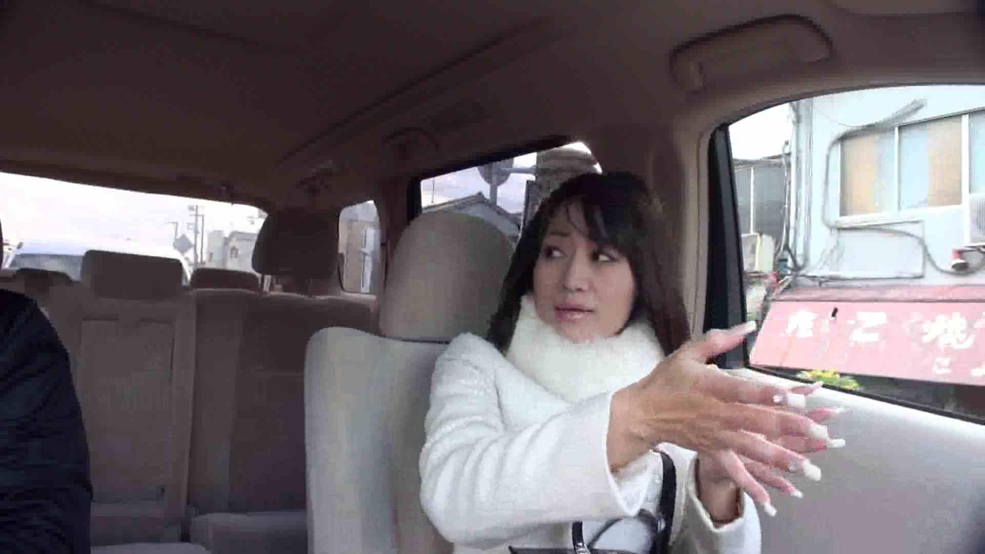 松浦さとみ 36歳 あなたごめんなさい…淫ら妻の日帰り情事。VOL.01 車でエッチ   OLヌード天国  62PIX 45