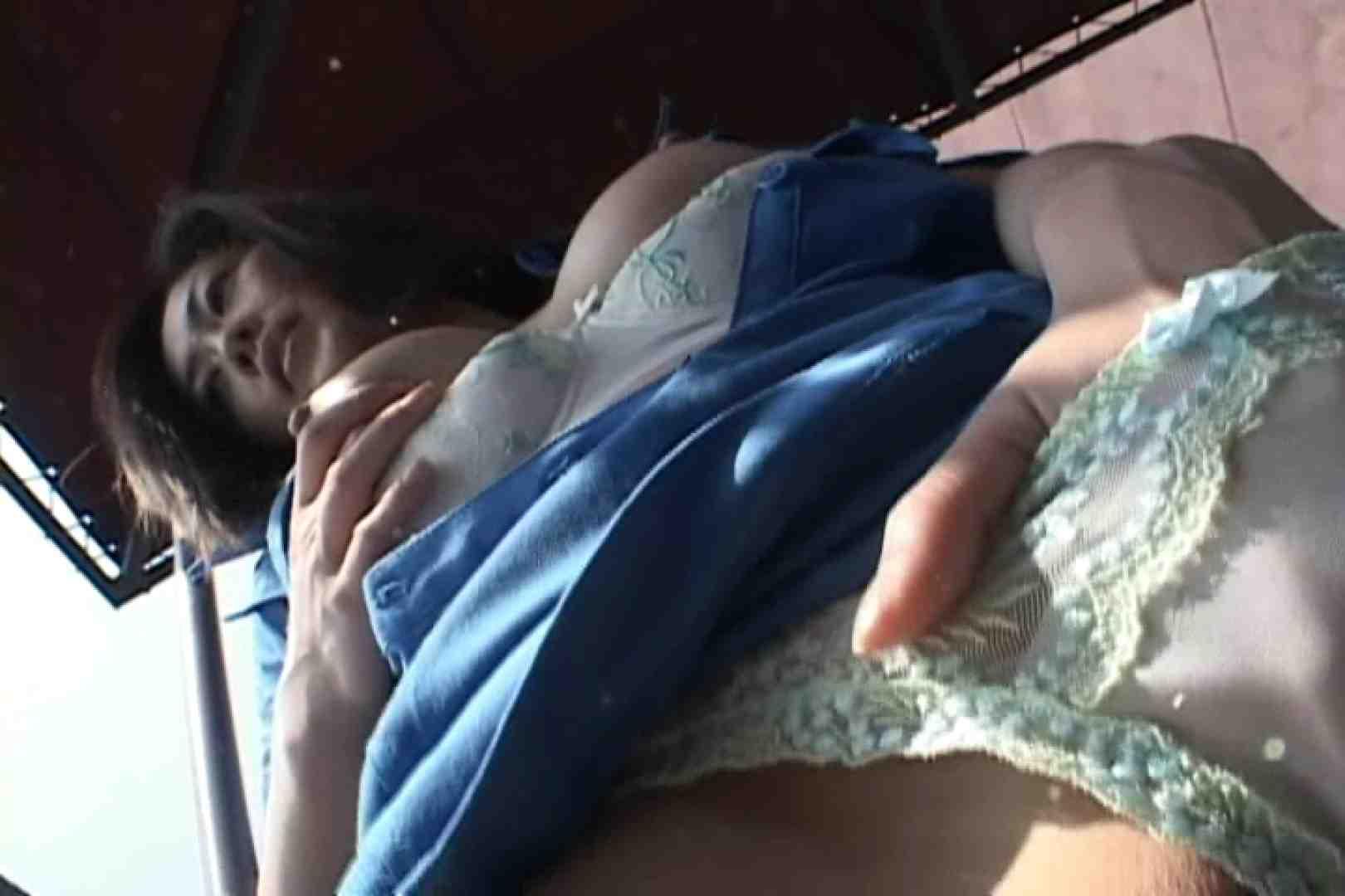 昼間の奥様は欲求不満 ~桜田ゆかり~ 野外  88PIX 52