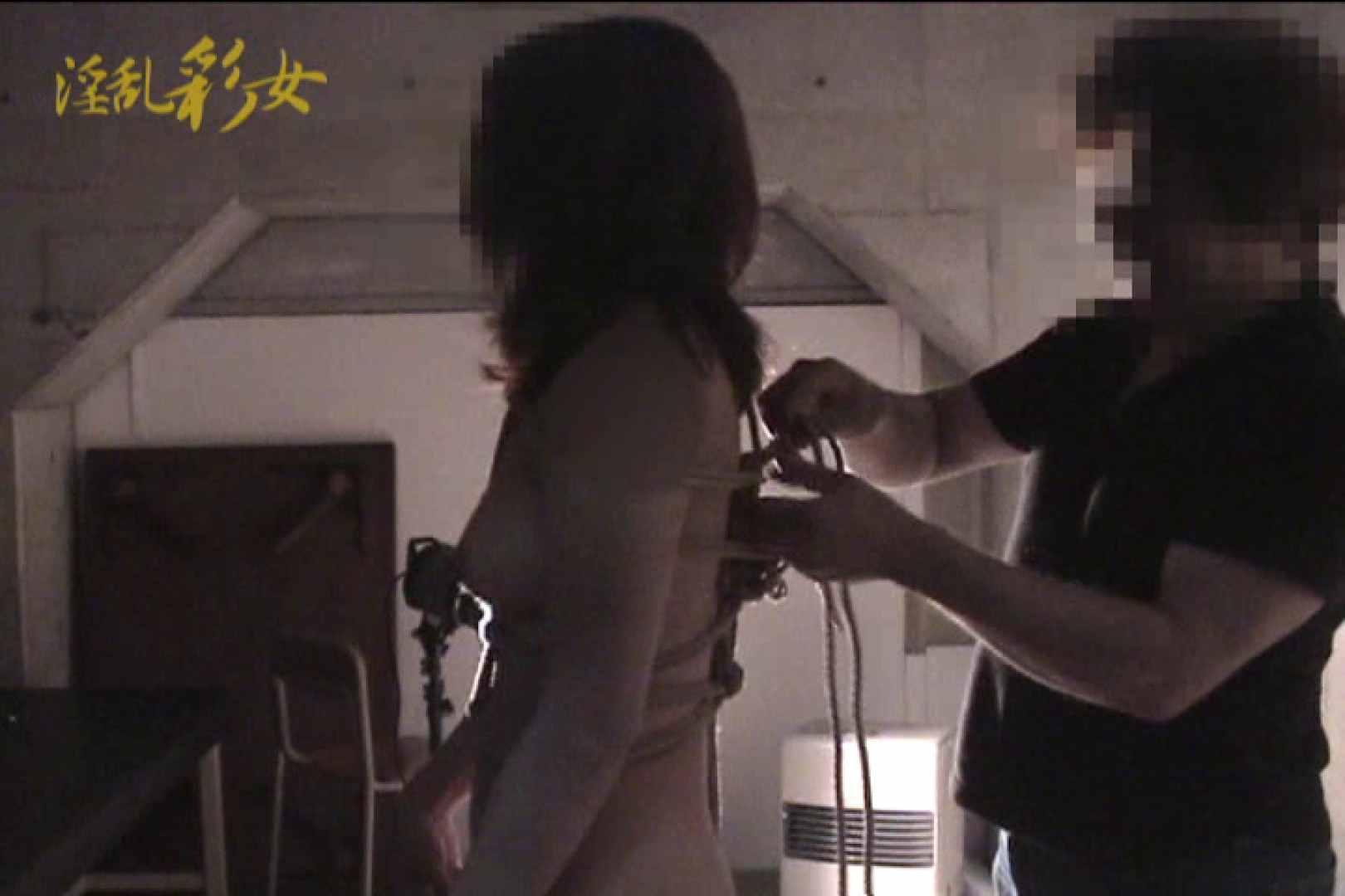 淫乱彩女 麻優里 スタジオで撮影 乳首 | 淫乱  102PIX 11