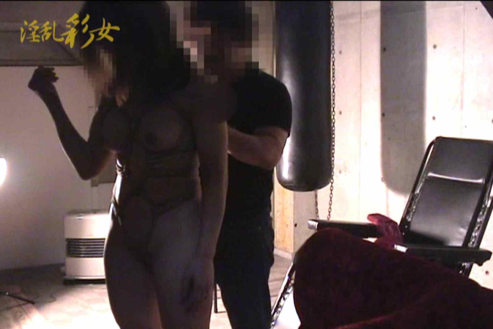 淫乱彩女 麻優里 スタジオで撮影 緊縛 オマンコ動画キャプチャ 102PIX 14