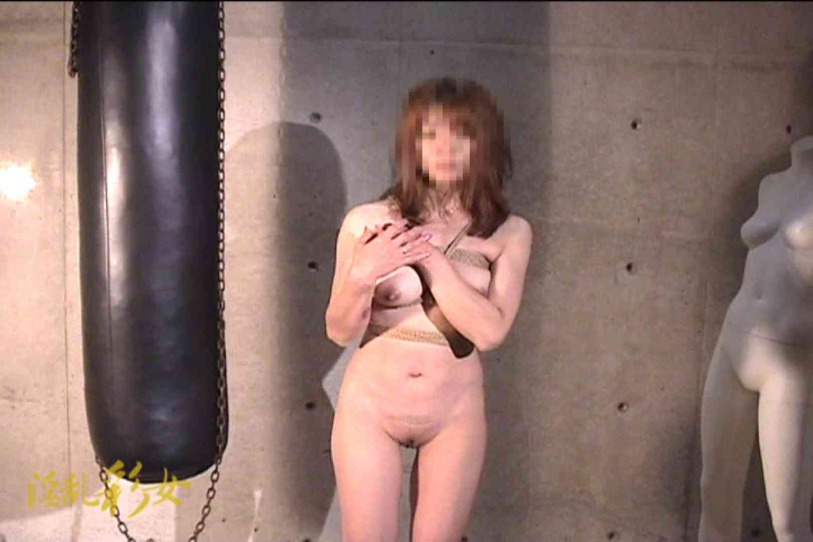 淫乱彩女 麻優里 スタジオで撮影 緊縛 オマンコ動画キャプチャ 102PIX 44
