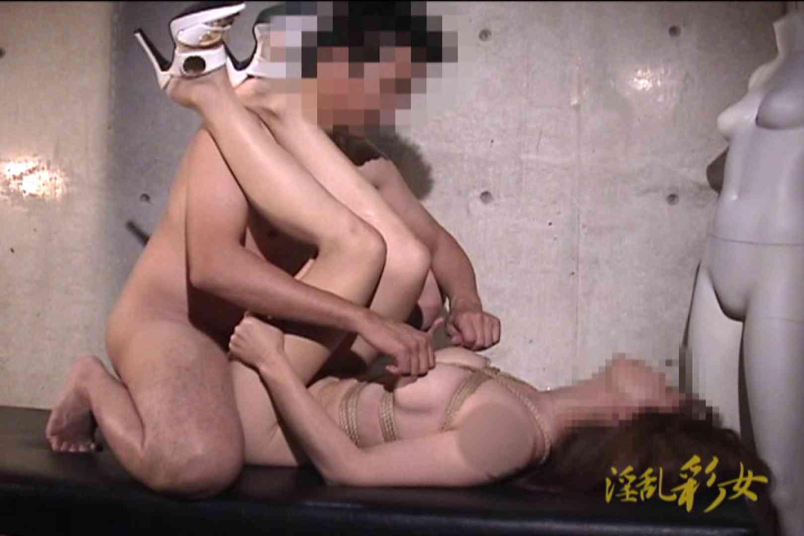 淫乱彩女 麻優里 スタジオで撮影 乳首  102PIX 65
