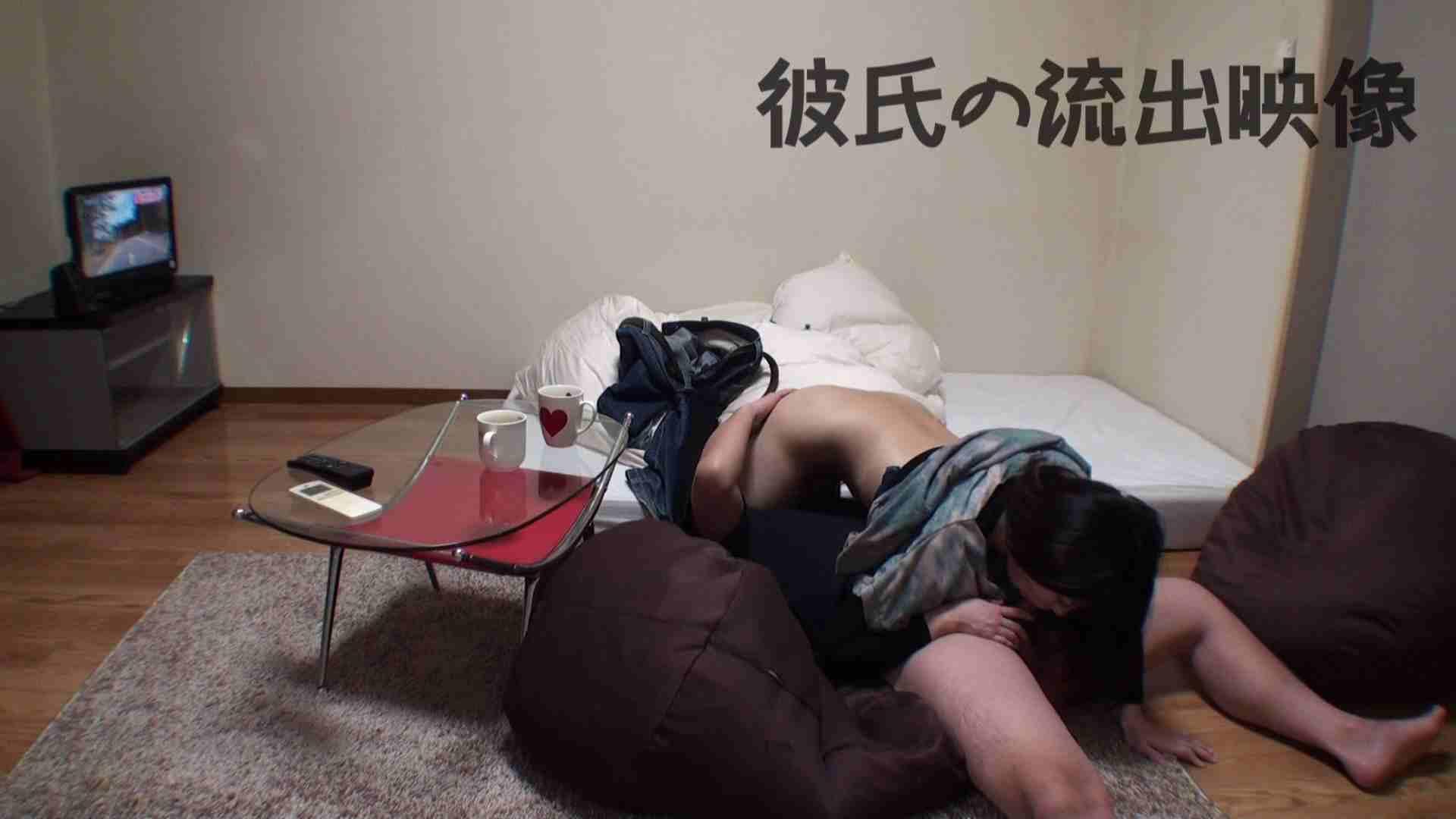 彼氏が流出 パイパン素人嬢のハメ撮り映像02 カップルのセックス  73PIX 48