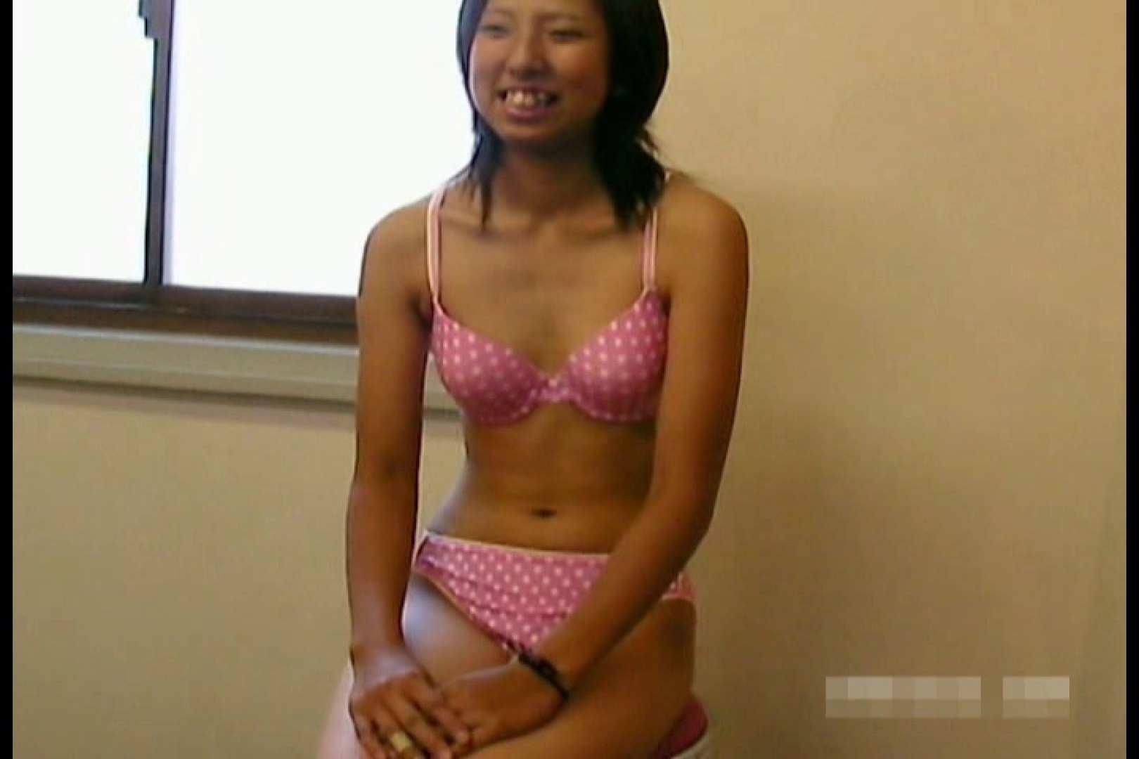 素人撮影 下着だけの撮影のはずが・・・エミちゃん18歳 無修正マンコ えろ無修正画像 85PIX 20