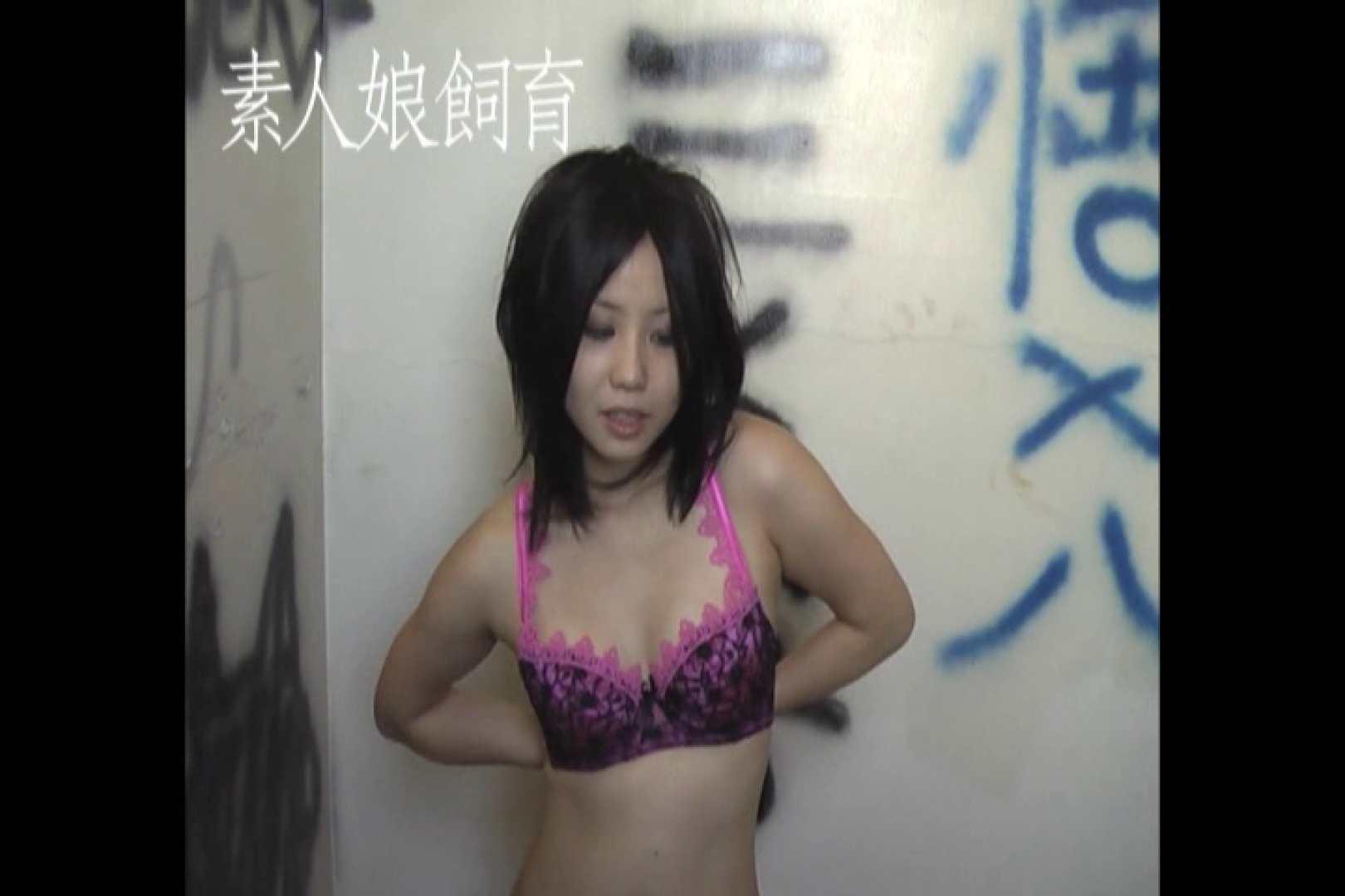 素人嬢飼育~お前の餌は他人棒~非常階段で中出し 他人棒 すけべAV動画紹介 73PIX 3