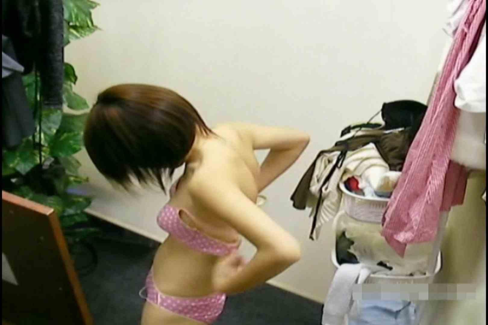 素人撮影 下着だけの撮影のはずが・・・れみ18歳 アイドル のぞき動画画像 60PIX 47