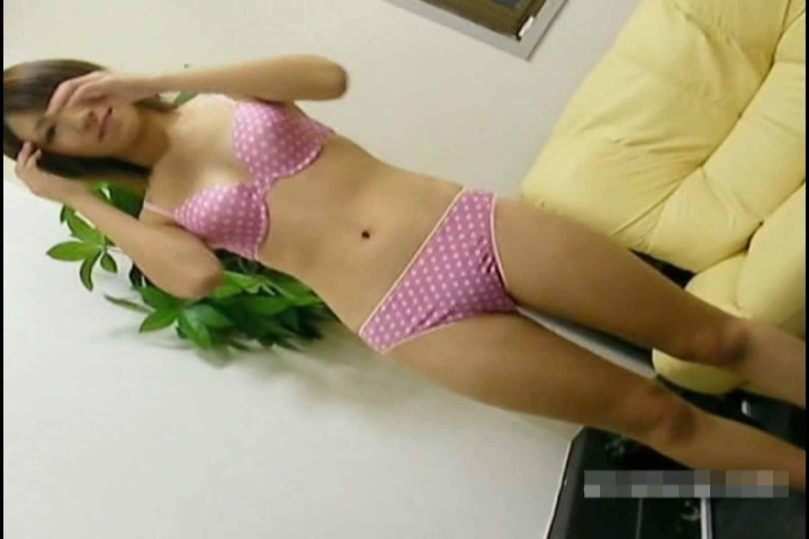 素人撮影 下着だけの撮影のはずが・・・れみ18歳 アイドル のぞき動画画像 60PIX 55