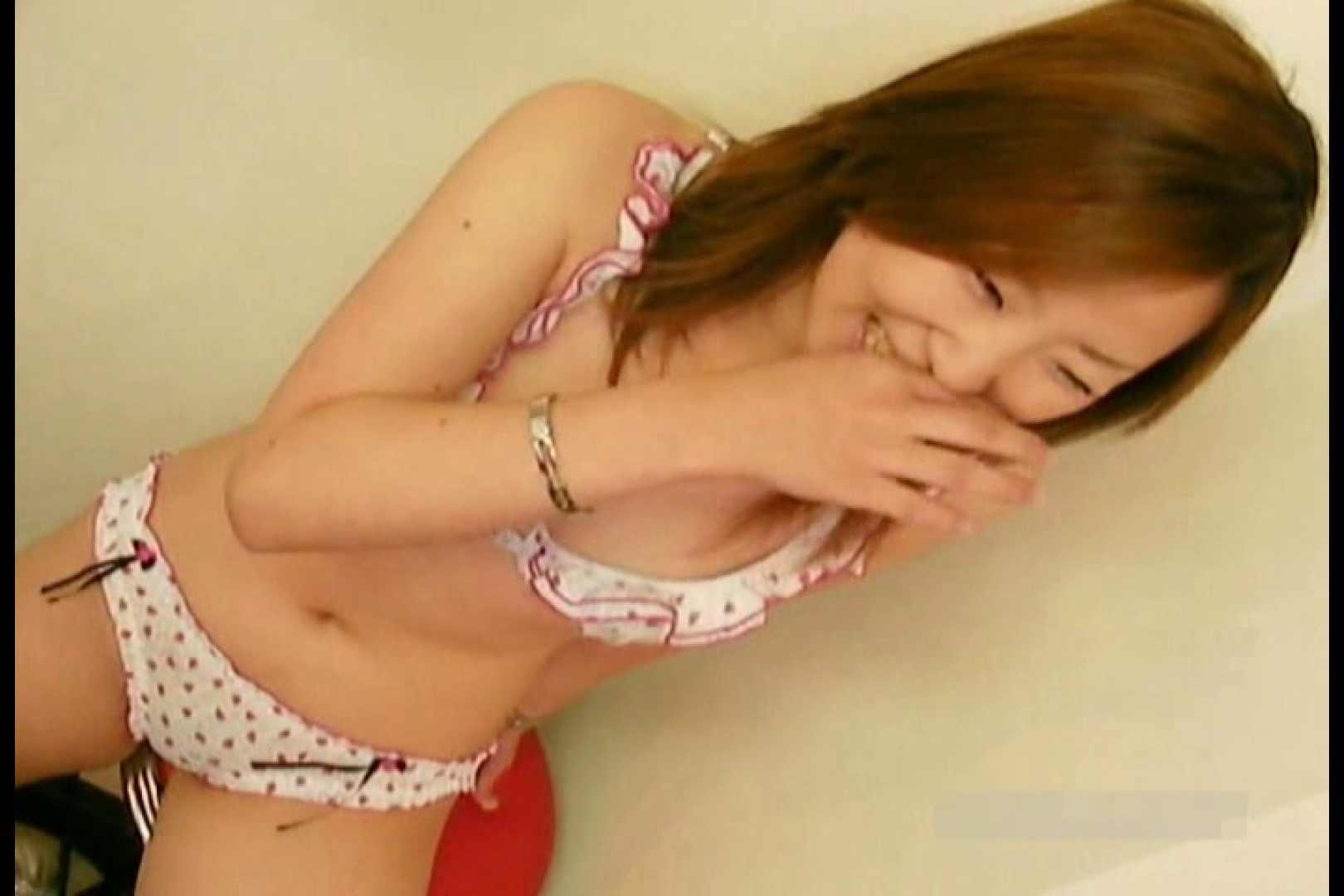 素人撮影 下着だけの撮影のはずが・・・愛22歳 盗撮  55PIX 20