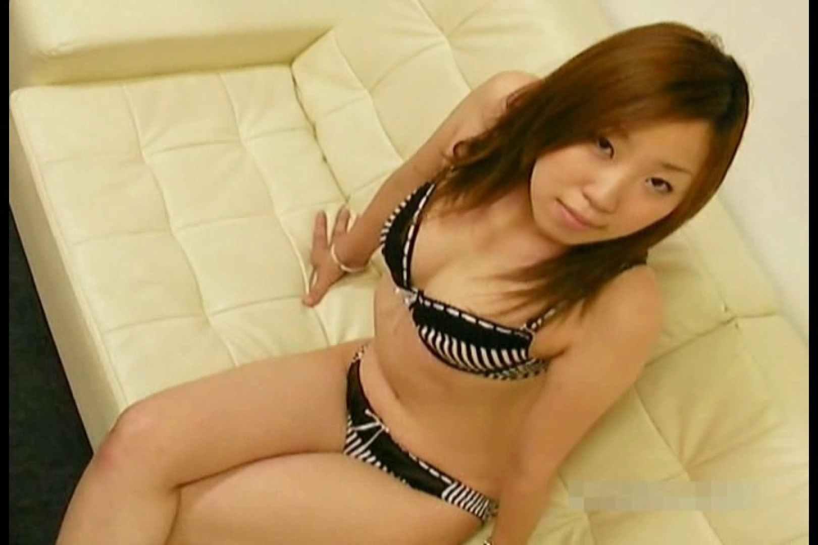 素人撮影 下着だけの撮影のはずが・・・愛22歳 丸見えマンコ 隠し撮りオマンコ動画紹介 55PIX 35