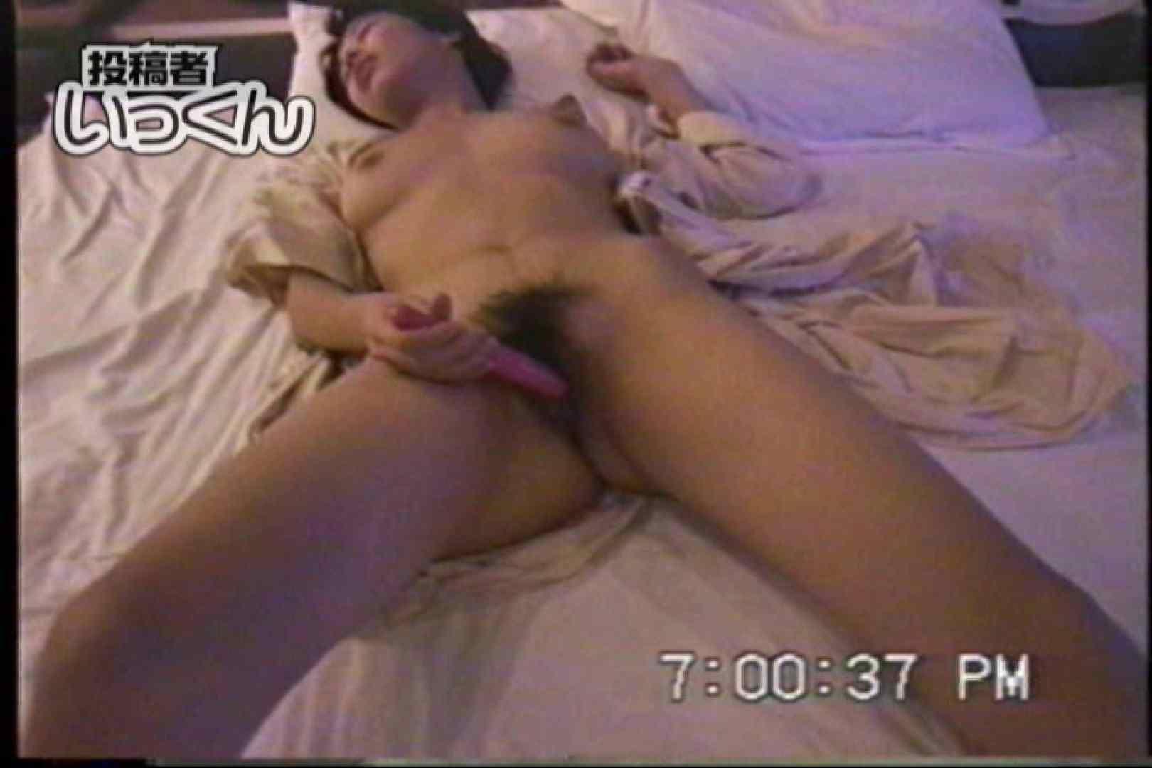 調教師いっくんの 初めてのハメ撮り作品 フェチ  105PIX 40