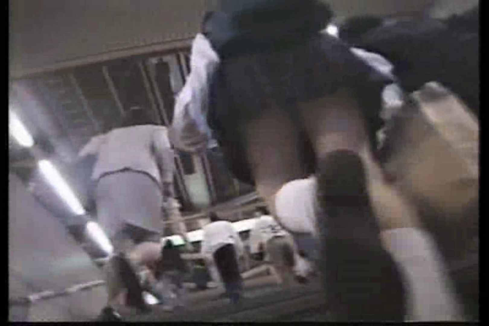 セックスアダルト動画 盗撮 女子大生のパンツを前から撮ればモッコリクッキリ TK-124 ピープフォックス(盗撮狐)
