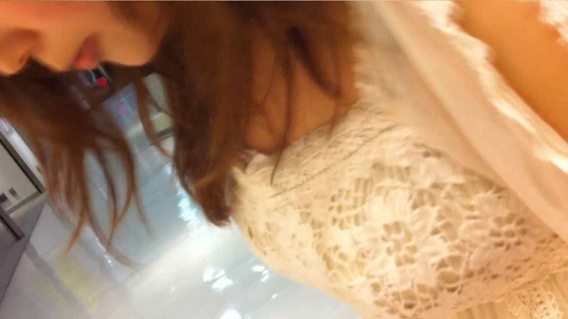 可愛いカリスマ店員限定‼胸チラ&パンチラ vol.03 チラ おまんこ動画流出 66PIX 45