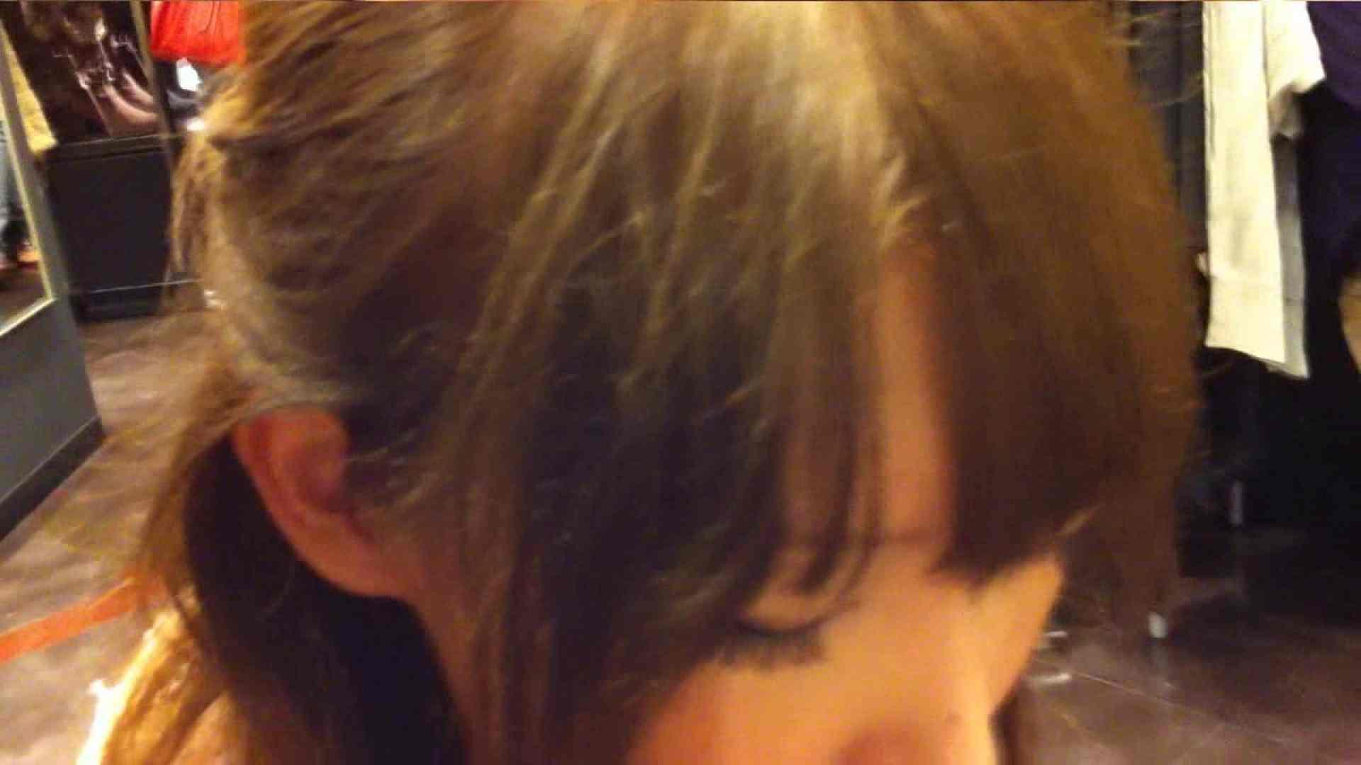 vol.36 美人アパレル胸チラ&パンチラ ポニテ(゚∀゚)キタコレ!! おまんこ  90PIX 6