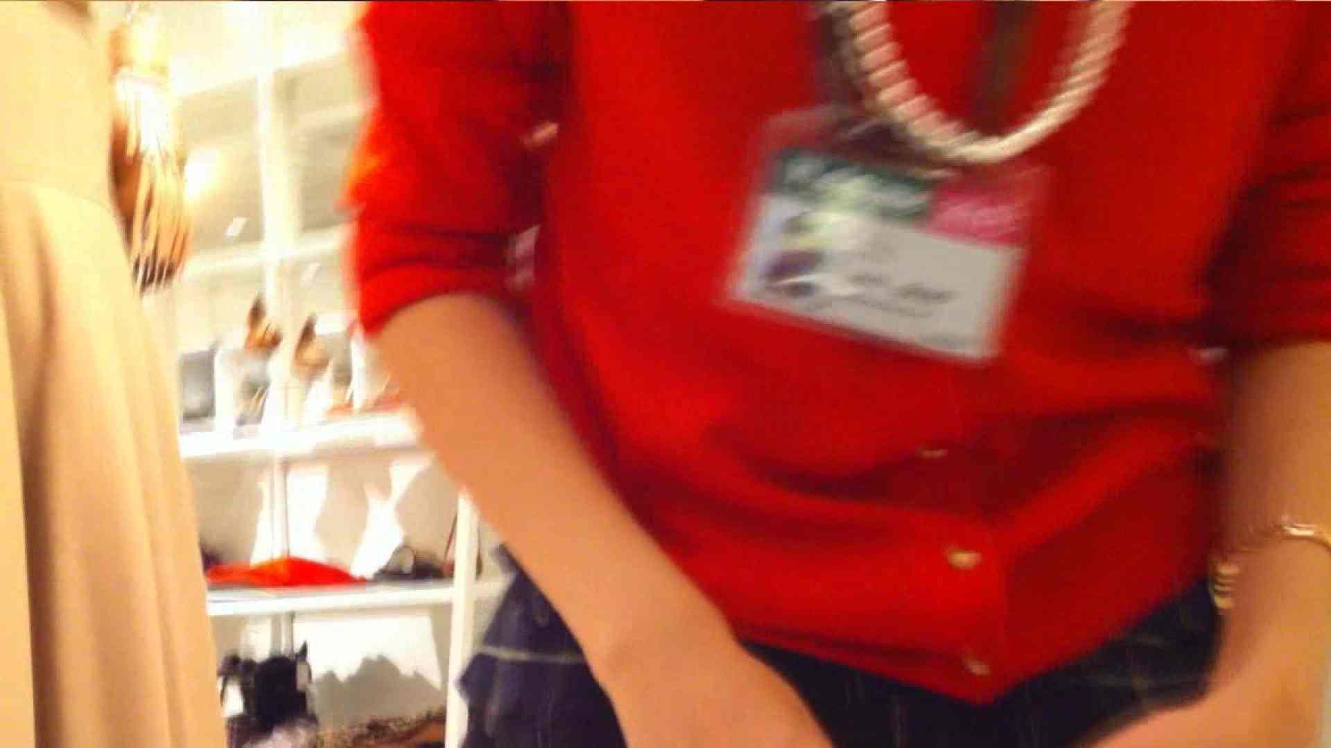 vol.36 美人アパレル胸チラ&パンチラ ポニテ(゚∀゚)キタコレ!! OLヌード天国 スケベ動画紹介 90PIX 50