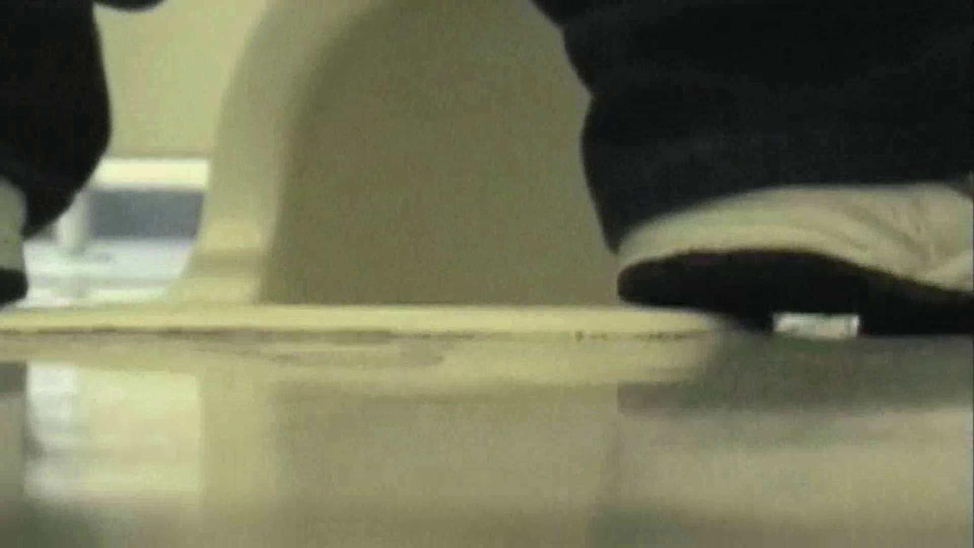 キレカワ女子大生の秘密の洗面所!Vol.010 バックショット  106PIX 104