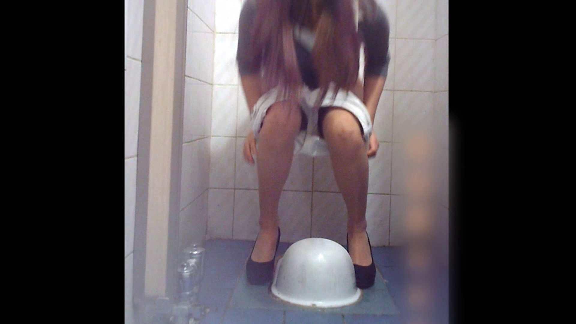 潜入!!韓国秘密のトイレ!Vol.10 潜入女子トイレ 濡れ場動画紹介 95PIX 95