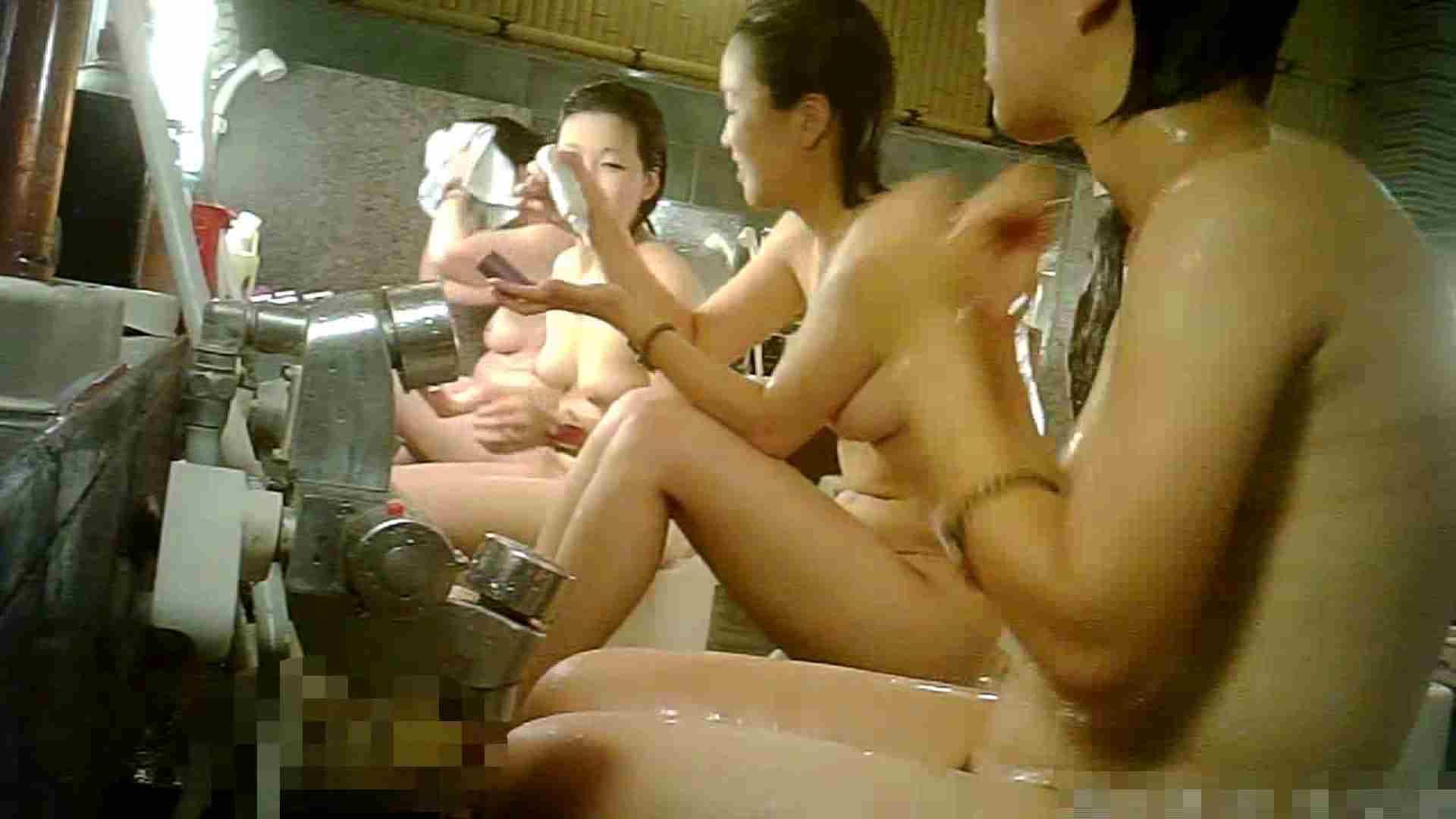 手を染めてしまった女性盗撮師の女風呂潜入記 vol.006 女風呂   銭湯  56PIX 29