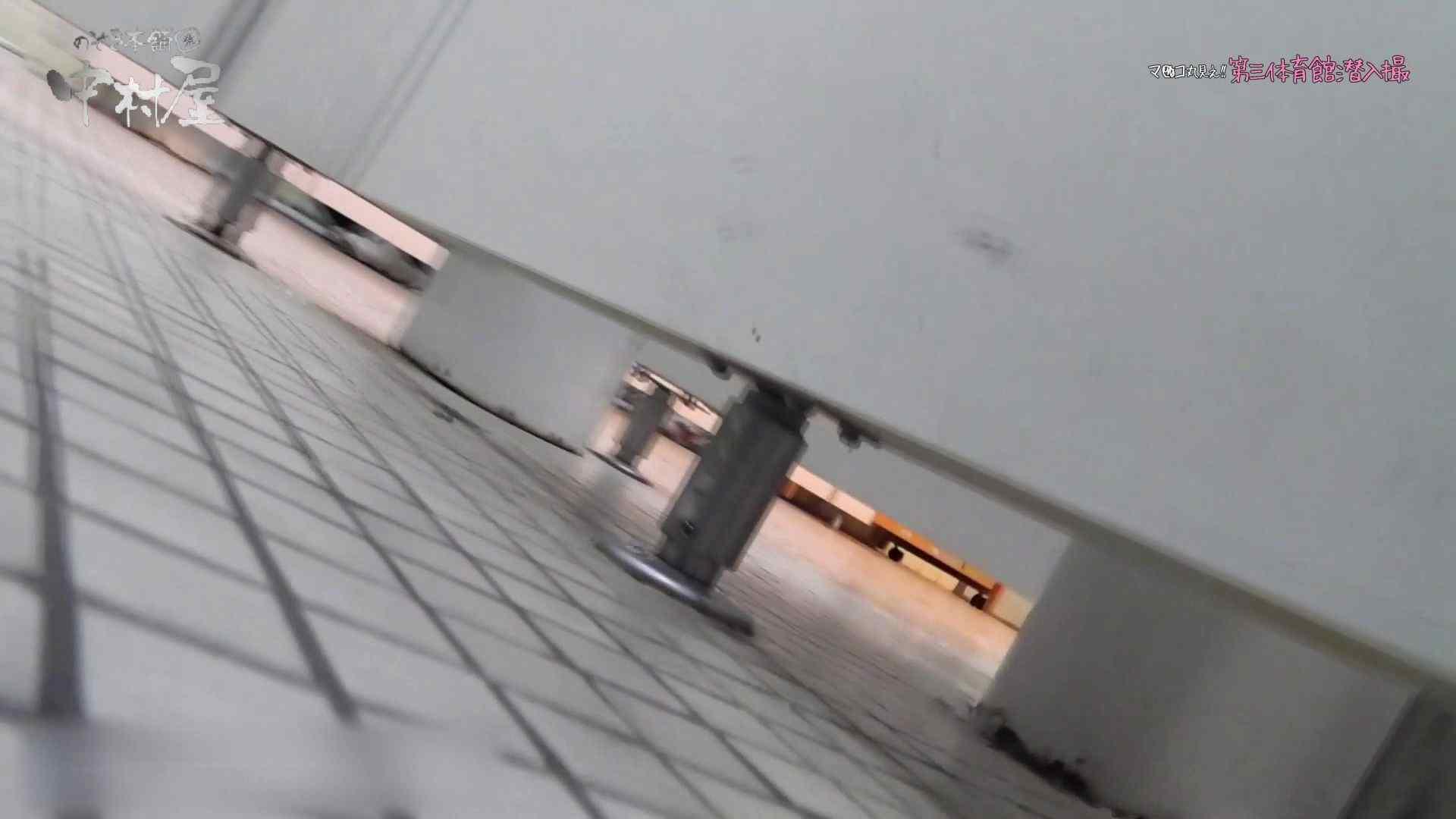 第三体育館File044長身のバレー部員が目の前の個室に入ってくれました。前編 体育館 スケベ動画紹介 89PIX 32