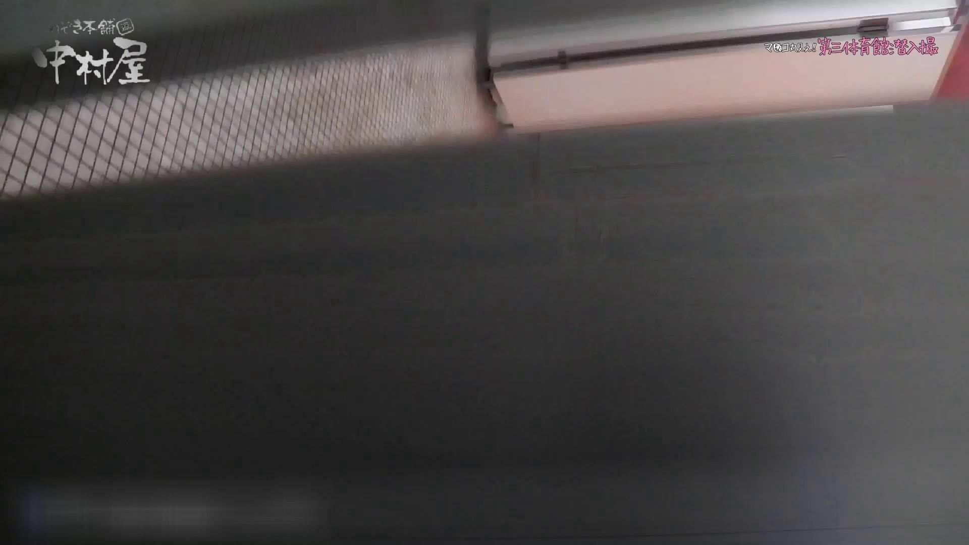 第三体育館File044長身のバレー部員が目の前の個室に入ってくれました。前編 体育館 スケベ動画紹介 89PIX 68