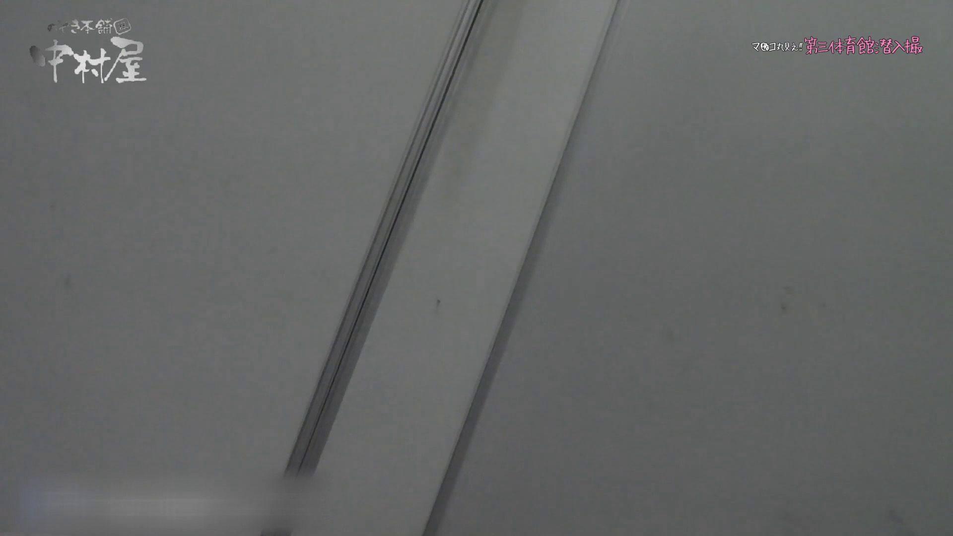第三体育館File044長身のバレー部員が目の前の個室に入ってくれました。後編 体育館 ワレメ無修正動画無料 64PIX 32