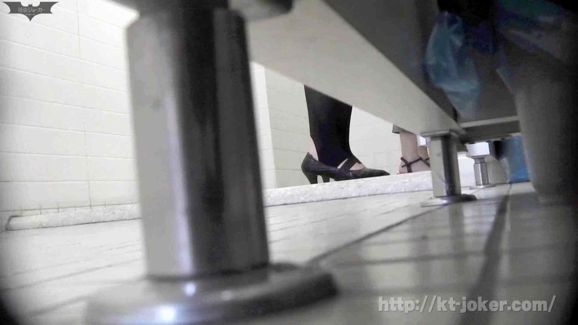 命がけ潜伏洗面所! vol.65 無謀に通路に飛び出て一番明るいフロント撮り実現、見所満載 OLヌード天国 | プライベート投稿  84PIX 10