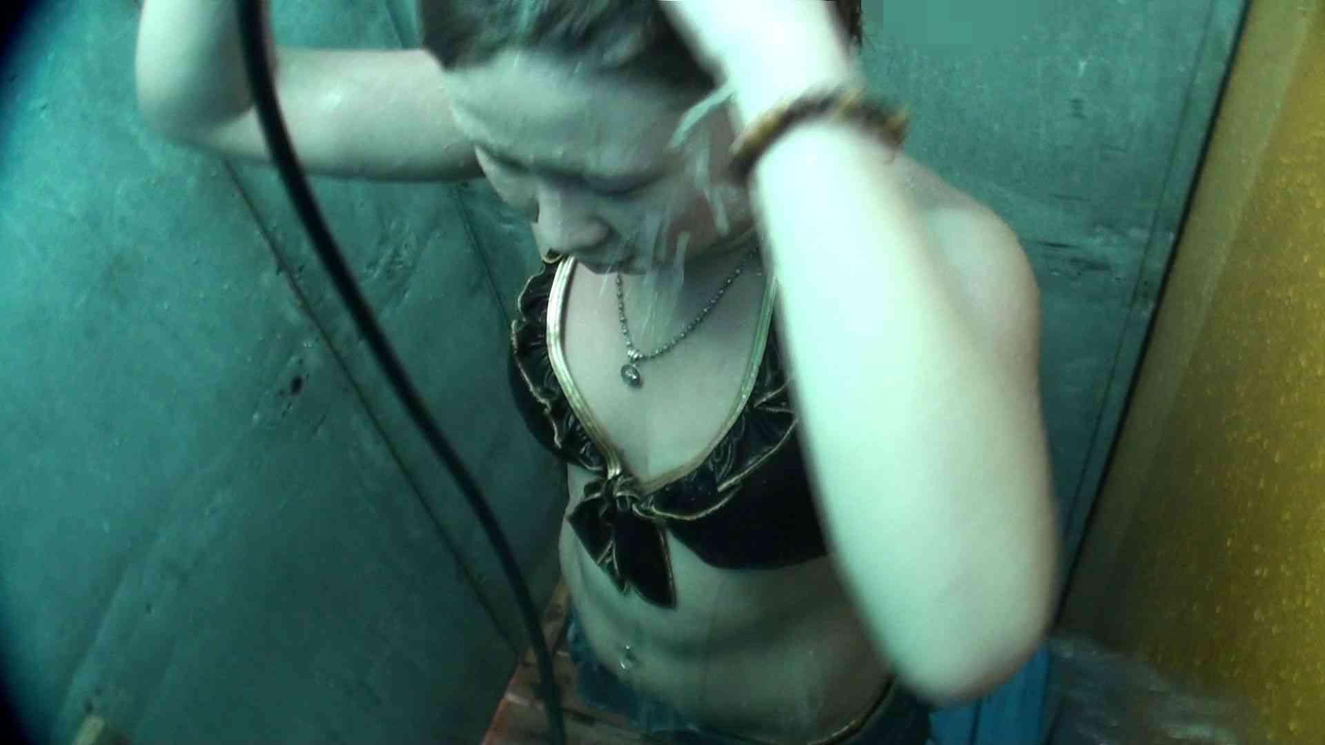 シャワールームは超!!危険な香りVol.19 顔だけ太った宇多田ヒカルのジラしのちら見せ 高画質  110PIX 36