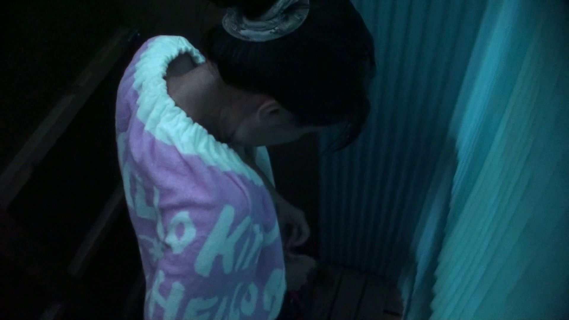 シャワールームは超!!危険な香りVol.26 大学生風美形ギャル 暗さが残念! OLヌード天国 セックス無修正動画無料 103PIX 46