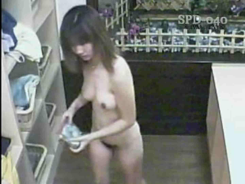 SPD-040 ガラスの館 2 脱衣所   女風呂  64PIX 53