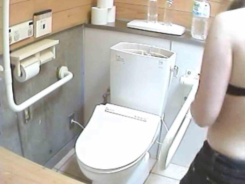 水着ギャル洋式洗面所 Vol.3 ギャル AV無料動画キャプチャ 68PIX 3