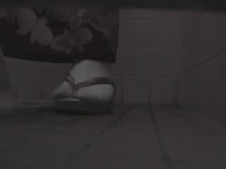マンコ丸見え和式洗面所Vol.3 肛門 盗撮動画紹介 51PIX 35