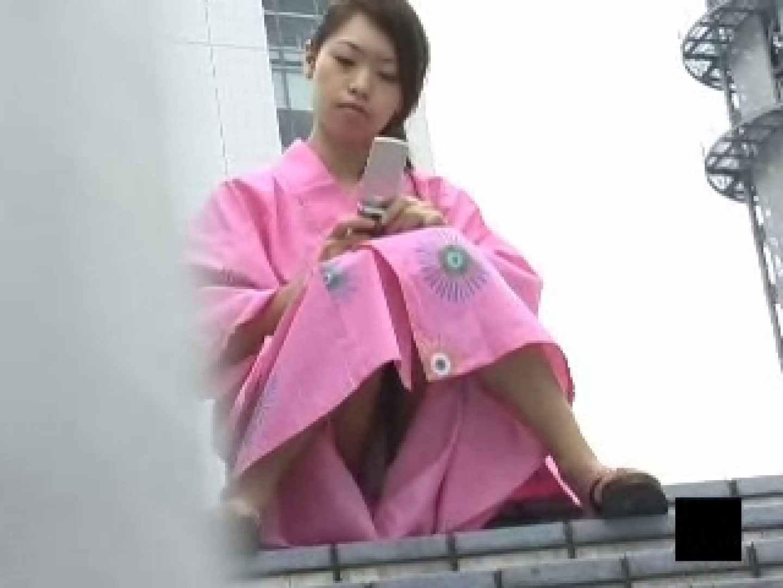 浴衣美人をいろんな角度からエロく見てみたり、いじめてみたりVOL.1 パンチラ ワレメ動画紹介 77PIX 34