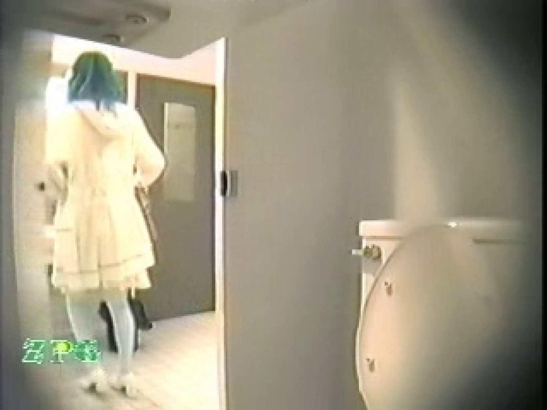二点盗撮!カラオケBOX女子洗面所BOX-③ おまんこ | 盗撮  98PIX 85