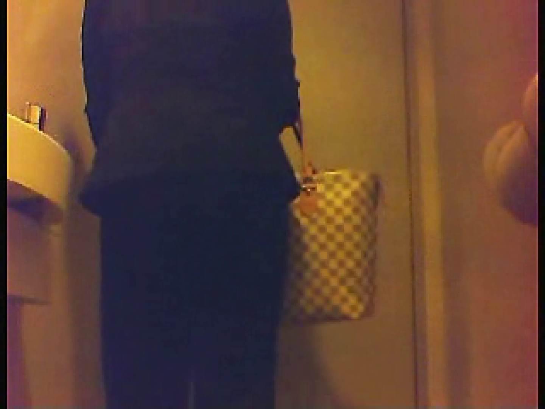 漏洩厳禁!!某王手保険会社のセールスレディーの洋式洗面所!!Vol.5 盗撮 性交動画流出 67PIX 44