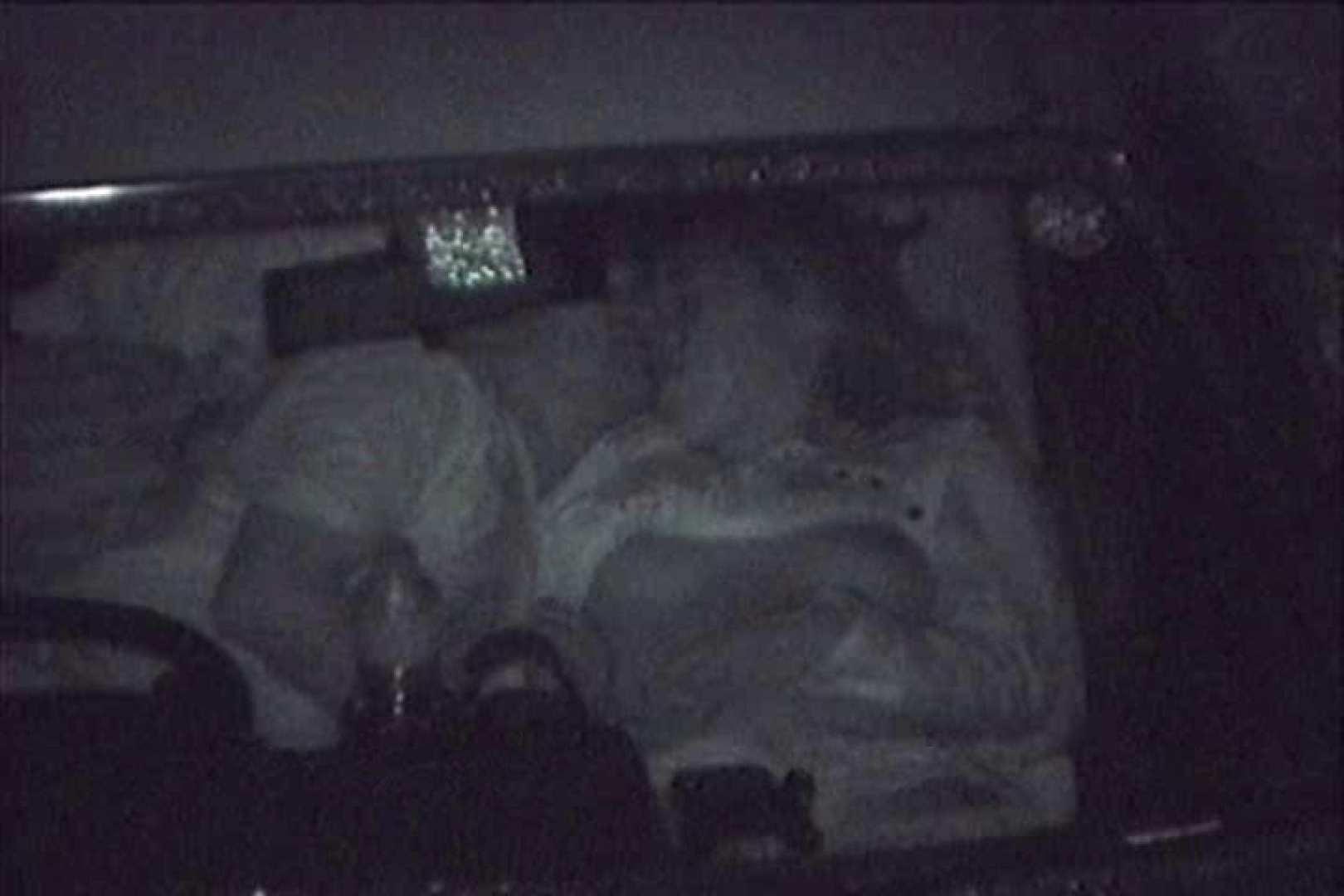 車の中はラブホテル 無修正版  Vol.21 赤外線  59PIX 36