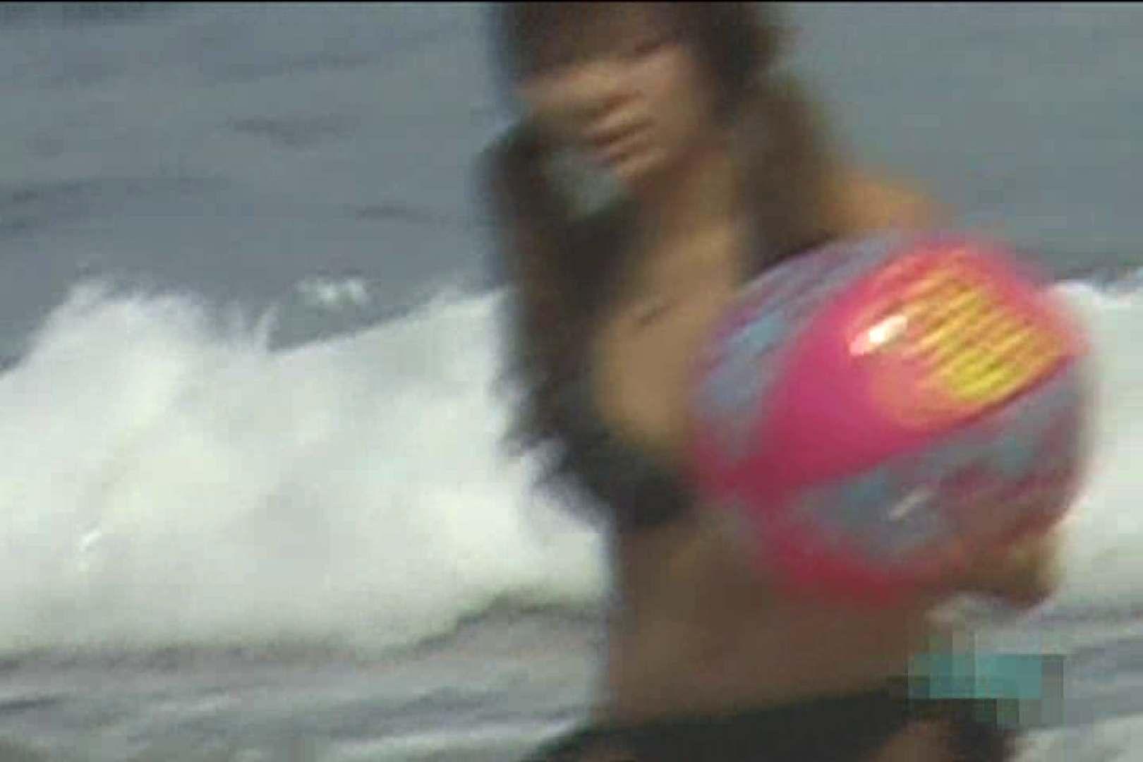真夏のビーチは危険地帯Vol.3 水着  107PIX 8