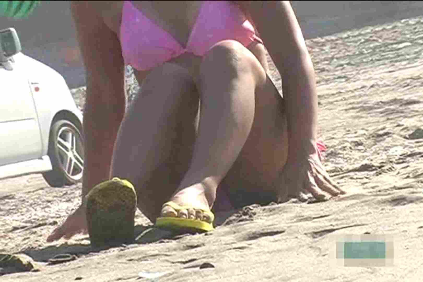 真夏のビーチは危険地帯Vol.3 水着   ギャル  107PIX 13