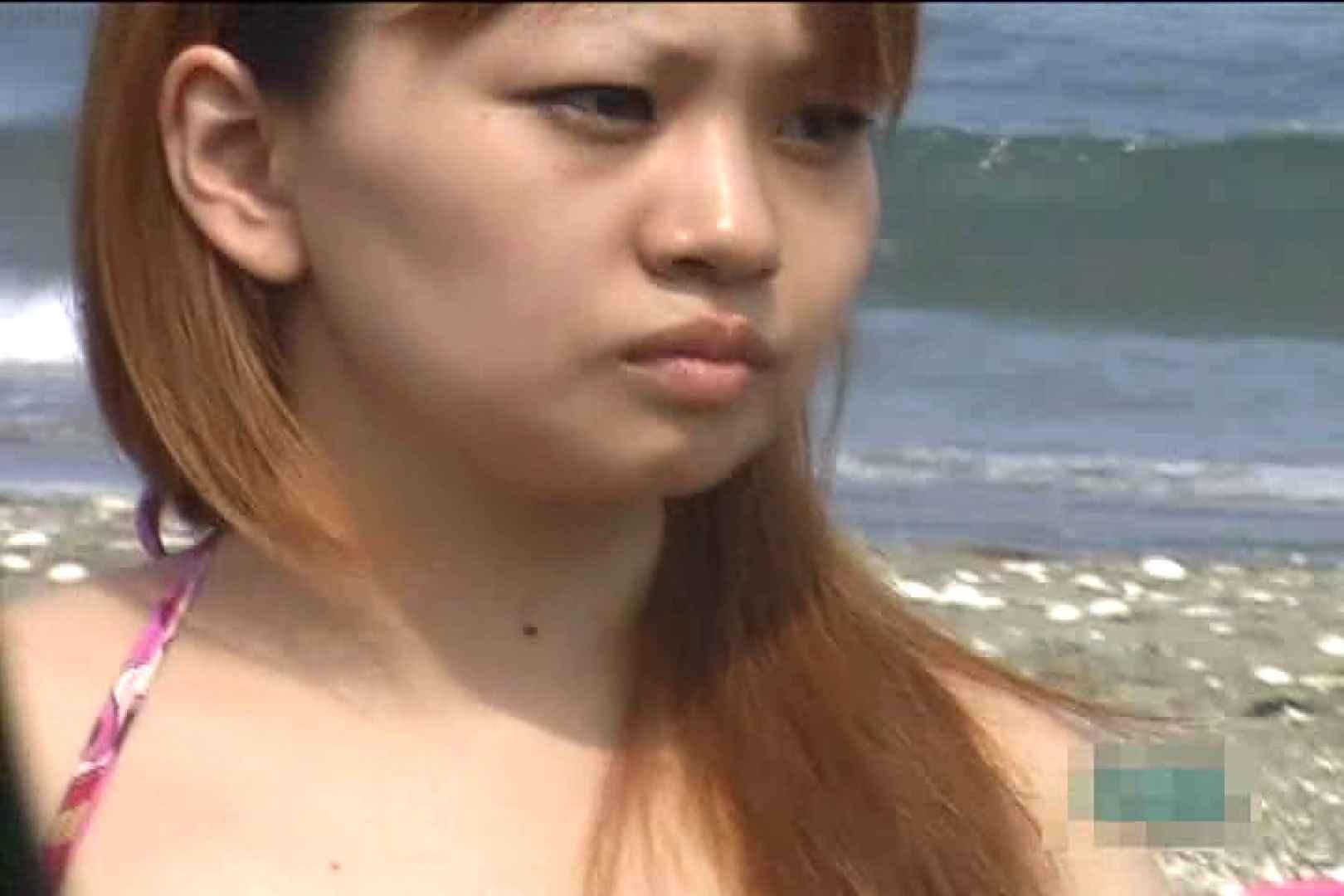 真夏のビーチは危険地帯Vol.3 OLヌード天国 性交動画流出 107PIX 22