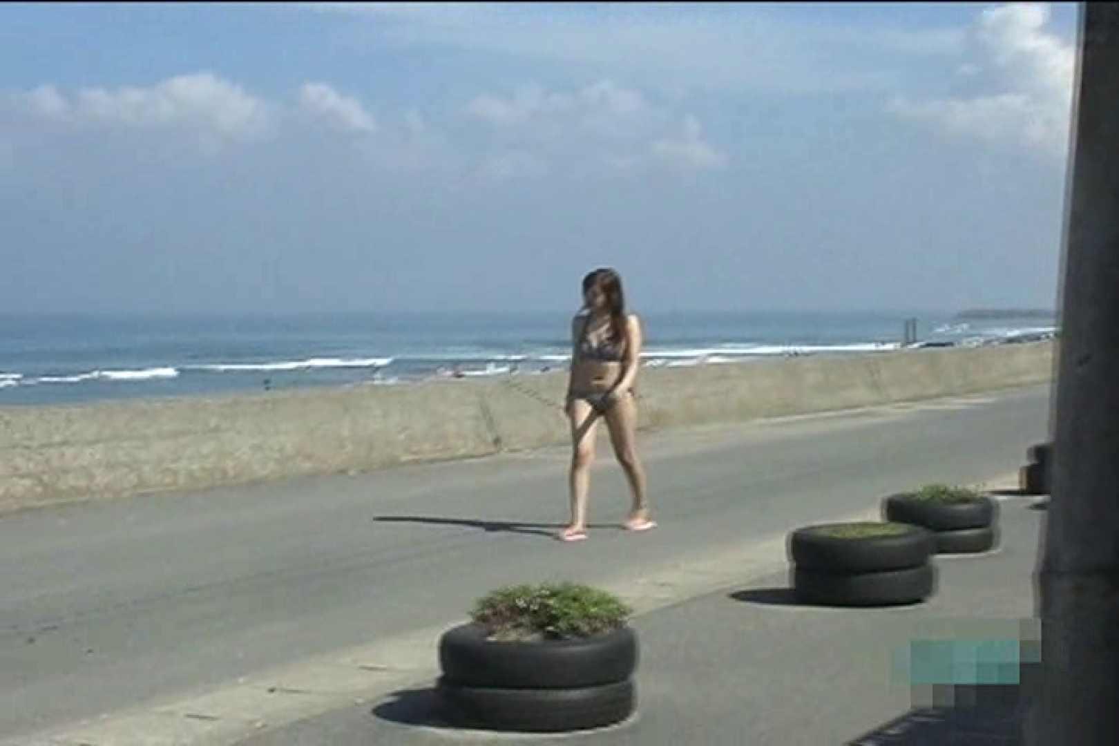 真夏のビーチは危険地帯Vol.3 OLヌード天国 性交動画流出 107PIX 58