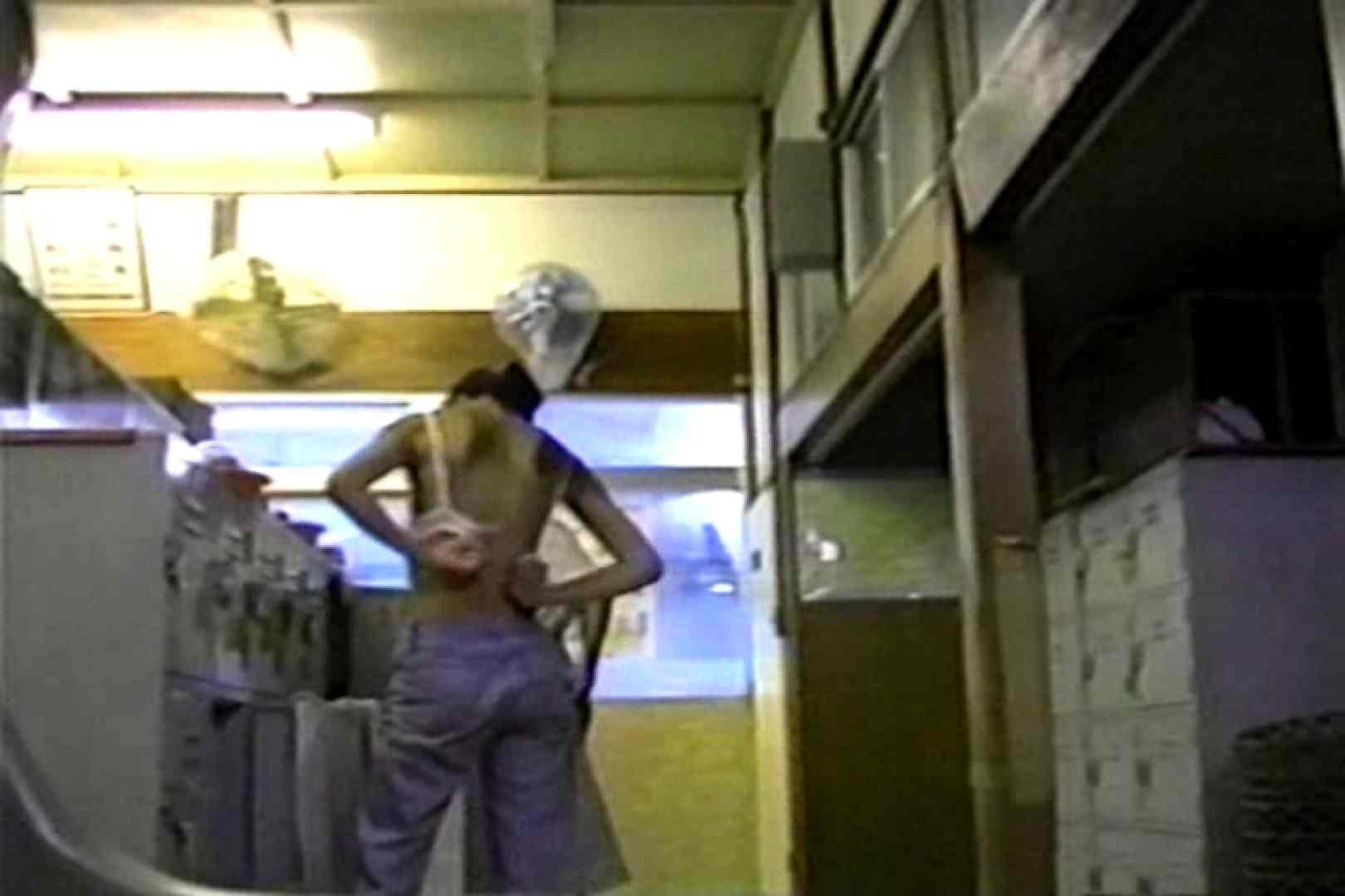 銭湯番台 投稿博多 TK-26 女湯ヌード天国 オメコ動画キャプチャ 92PIX 4