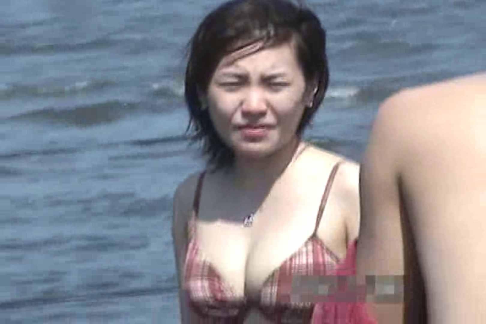 美少女を探せ!!真夏のビキニハーレムVol.4 お姉さんのエッチ スケベ動画紹介 72PIX 42