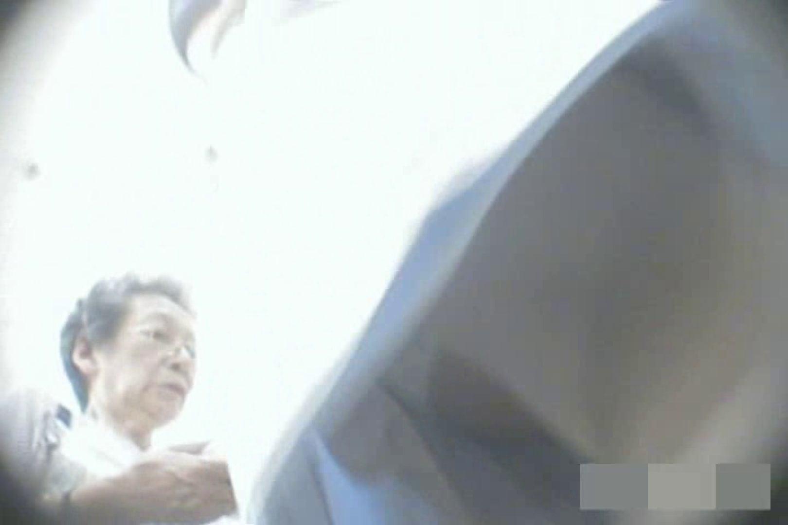 パンチラ七変化!!Vol.1 OLヌード天国   覗き  71PIX 1