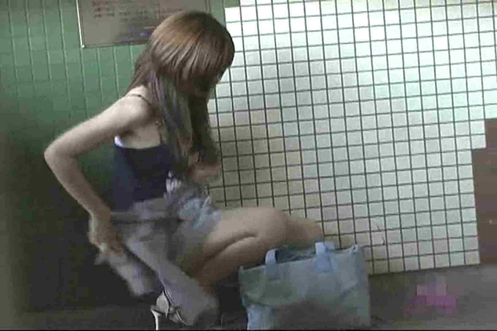 検証!隠し撮りスカートめくり!!Vol.2 OLヌード天国  90PIX 46