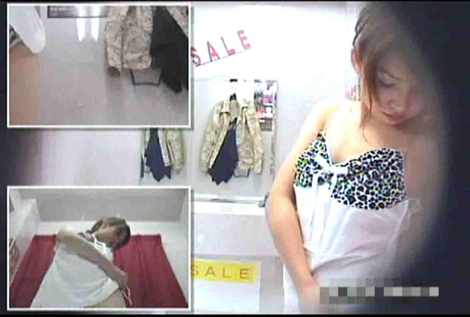 ショップ店長流出!!変態下着を買い漁る女達!Vol.1 OLヌード天国  60PIX 34