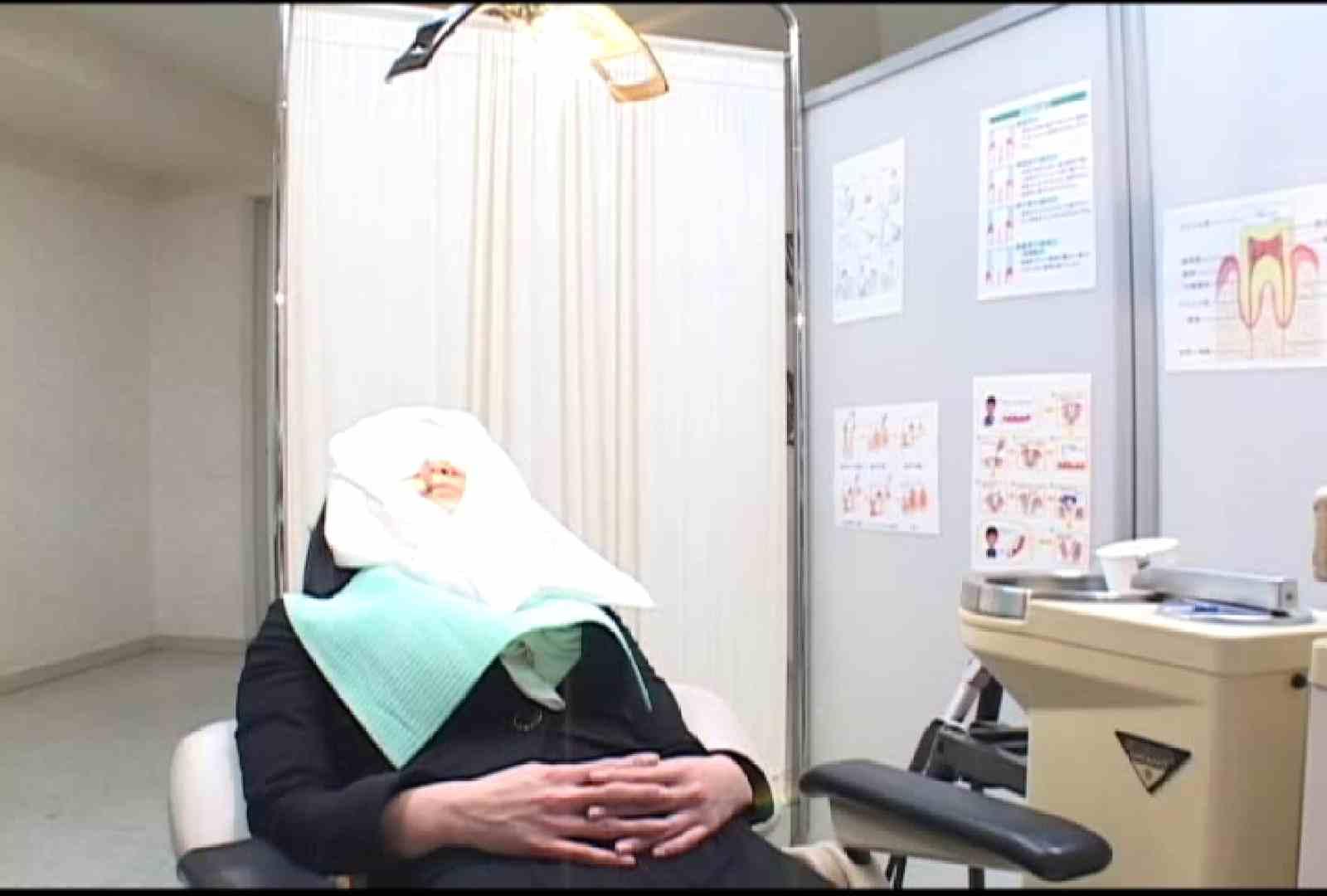 看護師が流出させた歯科医院接写パンツVol.3 接写  62PIX 10